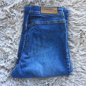 VTG TOMMY JEANS LUY LUY FLARE